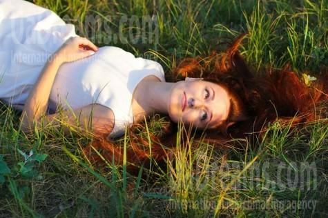 Irishka von Sumy 30 jahre - kluge Schönheit. My wenig öffentliches foto.