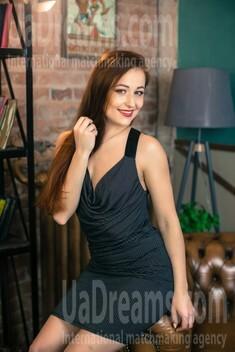 Irishka von Sumy 30 jahre - single Frau. My wenig öffentliches foto.