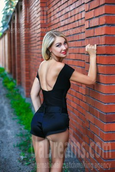Natalie von Zaporozhye 34 jahre - schöne Braut. My wenig öffentliches foto.