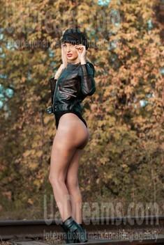 Natalie von Zaporozhye 35 jahre - ukrainisches Mädchen. My wenig öffentliches foto.