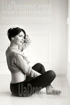 Iren von Zaporozhye 36 jahre - hübsche Frau. My wenig öffentliches foto.
