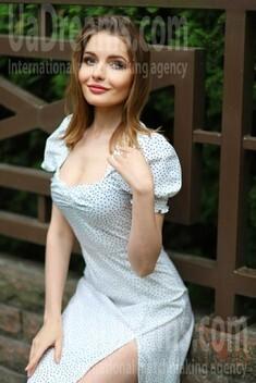 Svitlana von Lutsk 25 jahre - eine Braut suchen. My wenig öffentliches foto.