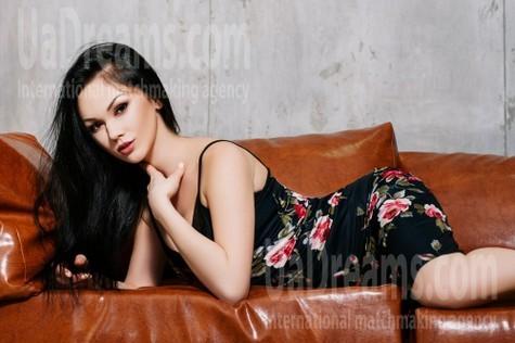 Valja von Cherkasy 24 jahre - ukrainische Frau. My wenig öffentliches foto.