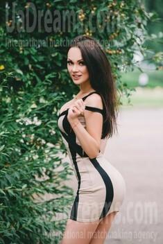 Valja von Cherkasy 24 jahre - sorgsame Frau. My wenig öffentliches foto.