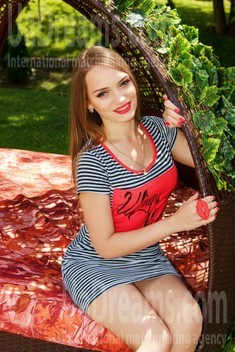 Vitaliya von Kharkov 24 jahre - einfach Charme. My wenig öffentliches foto.