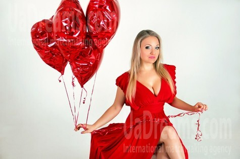 Julie von Zaporozhye 41 jahre - zukünftige Braut. My wenig öffentliches foto.