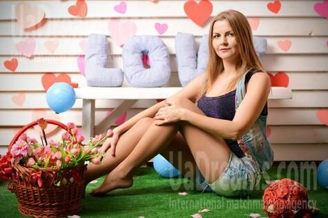Tonya von Zaporozhye 34 jahre - unabhängige Frau. My wenig öffentliches foto.