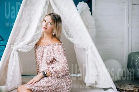 Olya von Lutsk 40 jahre - zukünftige Ehefrau. My wenig öffentliches foto.