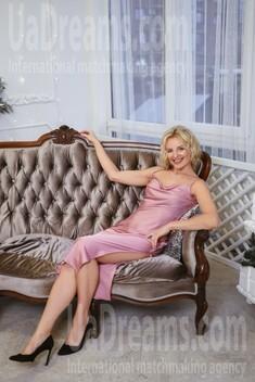 Olya von Lutsk 40 jahre - aufmerksame Frau. My wenig öffentliches foto.