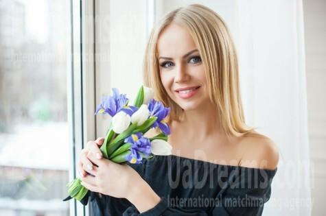 Lesia von Ivano-Frankovsk 31 jahre - glückliche Frau. My wenig öffentliches foto.