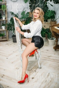 Maria von Kharkov 32 jahre - einfach Charme. My wenig öffentliches foto.