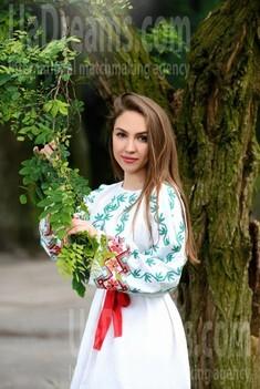 Karina von Cherkasy 24 jahre - hübsche Frau. My wenig öffentliches foto.