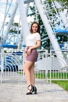 Karina von Cherkasy 24 jahre - schönes Lächeln. My wenig öffentliches foto.