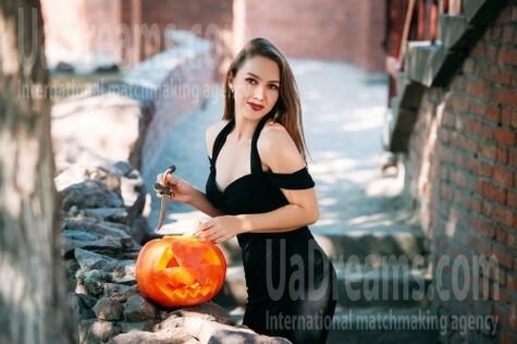 Karina von Cherkasy 24 jahre - sonnigen Tag. My wenig öffentliches foto.