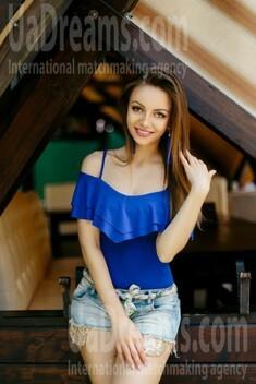 Maria von Ivano-Frankovsk 30 jahre - nettes Mädchen. My wenig öffentliches foto.
