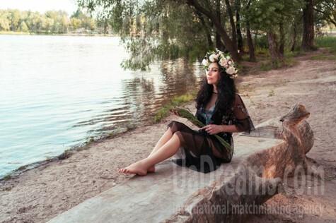 Lena von Kiev 30 jahre - gutherziges Mädchen. My wenig öffentliches foto.
