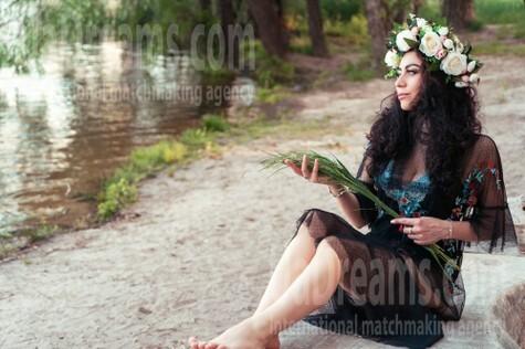 Lena von Kiev 30 jahre - heiße Frau. My wenig öffentliches foto.