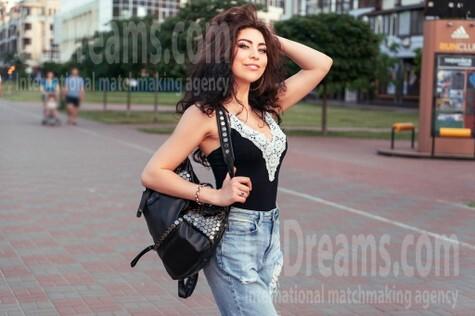 Lena von Kiev 30 jahre - beeindruckendes Aussehen. My wenig öffentliches foto.