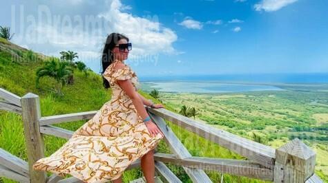 Orysya von Ivano-Frankovsk 31 jahre - zukünftige Frau. My wenig öffentliches foto.