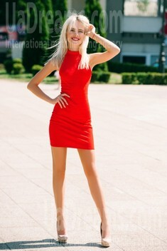 Nastya von Cherkasy 22 jahre - zukünftige Ehefrau. My wenig öffentliches foto.