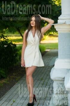 Lenochka von Sumy 25 jahre - sie lächelt dich an. My wenig öffentliches foto.