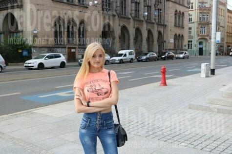 Olga von Dnipro 23 jahre - tolle Fotoschooting. My wenig öffentliches foto.