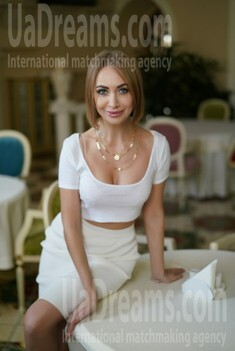 Inna 36 jahre - ukrainisches Mädchen. My wenig öffentliches foto.