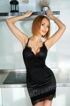 Inna 37 jahre - ukrainische Frau. My wenig öffentliches foto.