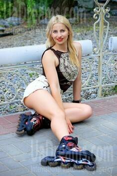 Sofia von Zaporozhye 33 jahre - reizende Frau. My wenig öffentliches foto.