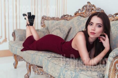 Alina von Kiev 21 jahre - zukünftige Braut. My wenig öffentliches foto.