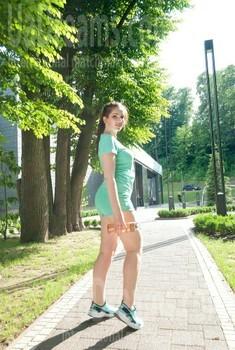 Ivanka von Lviv 33 jahre - nette Braut. My wenig öffentliches foto.