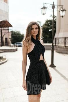 Evgeniya von Dnipro 25 jahre - Fototermin. My wenig öffentliches foto.