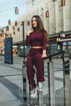 Nataliya von Dnipro 23 jahre - sexuelle Frau. My wenig öffentliches foto.
