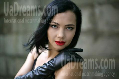 Elena von Kiev 40 jahre - glückliche Frau. My wenig öffentliches foto.