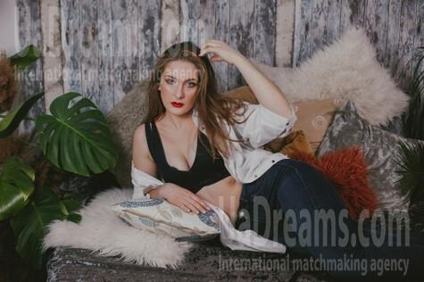 Anastasia von Kremenchug 18 jahre - ukrainische Braut. My wenig öffentliches foto.
