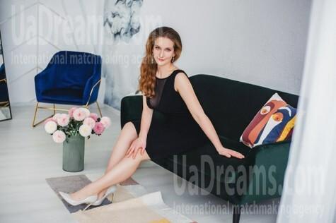 Anastasia von Kremenchug 19 jahre - ukrainisches Mädchen. My wenig öffentliches foto.