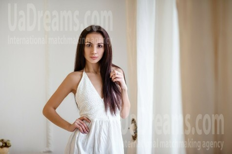 Karina von Lviv 22 jahre - will geliebt werden. My wenig öffentliches foto.