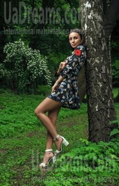 Karina von Lviv 22 jahre - wartet auf einen Mann. My wenig öffentliches foto.