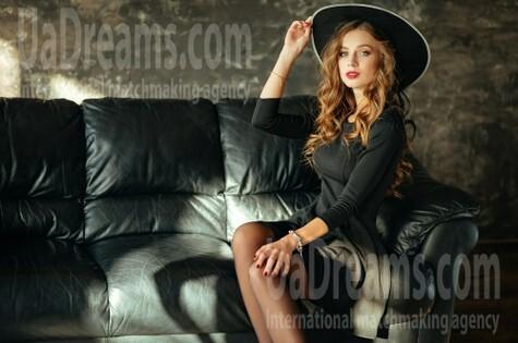 Vlada 19 jahre - hübsche Frau. My wenig öffentliches foto.