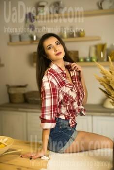 Svitlana von Sumy 21 jahre - ukrainische Frau. My wenig öffentliches foto.
