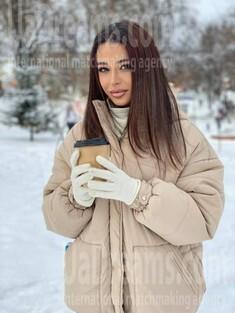 Ira von Ivano-Frankovsk 25 jahre - glückliche Frau. My wenig öffentliches foto.
