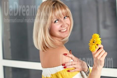 Julie von Zaporozhye 39 jahre - romantisches Mädchen. My wenig öffentliches foto.