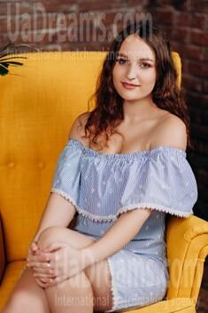 Anna von Poltava 20 jahre - reizende Frau. My wenig öffentliches foto.
