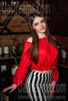 Maria von Poltava 19 jahre - gutherzige russische Frau. My wenig öffentliches foto.