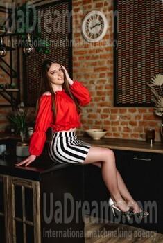 Maria von Poltava 19 jahre - aufmerksame Frau. My wenig öffentliches foto.