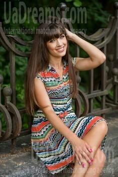 Vitalina von Sumy 33 jahre - hübsche Frau. My wenig öffentliches foto.