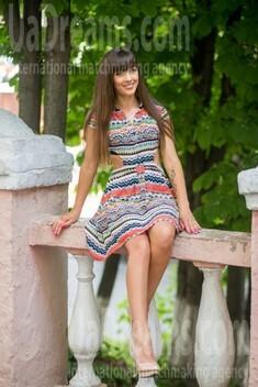 Vitalina von Sumy 33 jahre - zukünftige Frau. My wenig öffentliches foto.