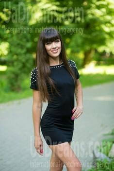 Vitalina von Sumy 33 jahre - liebevolle Augen. My wenig öffentliches foto.