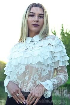 Alina von Zaporozhye 23 jahre - hübsche Frau. My wenig öffentliches foto.