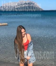 Lesya von Kiev 28 jahre - begehrenswerte Frau. My wenig öffentliches foto.